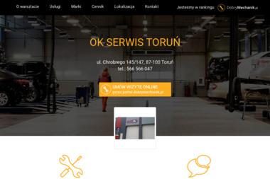 OK SERWIS - Elektryk samochodowy Toruń