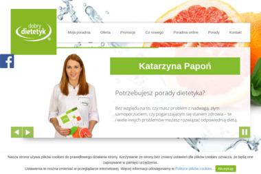 Dobry Dietetyk Katarzyna Papoń - Dietetyk Słupsk
