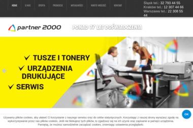 Partner 2000 - Serwis sprzętu biurowego Kraków