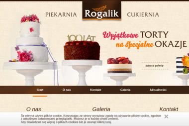 "F.P.U.H. ""Rogalik"" s.c. - Us艂ugi Kulinarne S艂upsk"