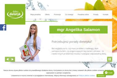 Poradnia Dobry Dietetyk Angelika Salamon - Dietetyk Kalisz