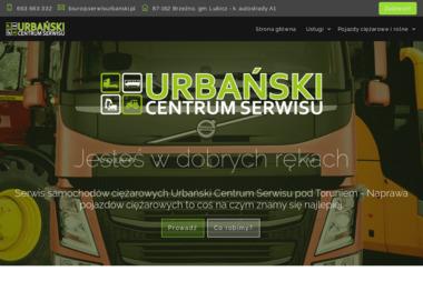 URBAŃSKI Centrum Serwisu - Elektryk samochodowy Lubicz Górny