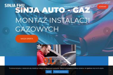Auto-Gaz SINJA - Instalacje LPG Rzeszów