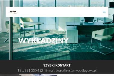 Alfa wykładziny obiektowe - Anhydryt Poznań