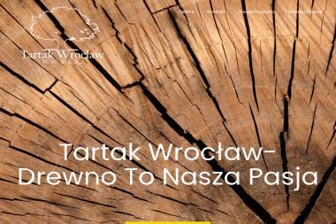 Tartak Wrocław - Drewno kominkowe Kąty Wrocławskie