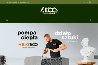 Www.4-eco.pl - Ekologiczne Źródła Energii Tarnowskie Góry