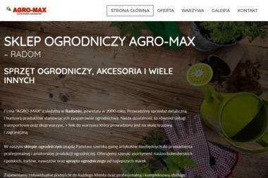 AGRO-MAX - Środki ochrony roślin Radom