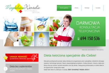 Dietetyk Magdalena Wartała - Odchudzanie Jaworzno