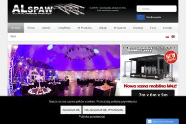 ALSPAW GROUP Spółka z ograniczoną odpowiedzialnością Spółka komandytowa - Spawacz Ostrów Wielkopolski