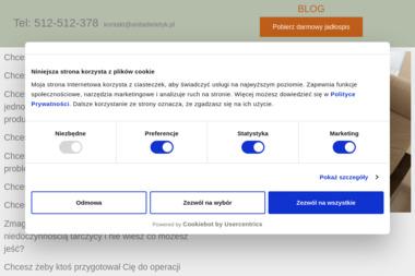 Anita Ciemiecka  - dietetyk - Odchudzanie Płock