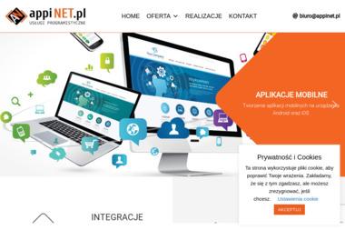 AppiNET - Firma IT Ostrów Wielkopolski