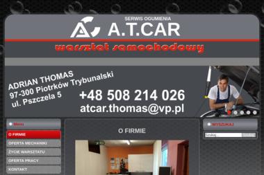 A.T. Car. - Elektryk samochodowy Piotrków Trybunalski