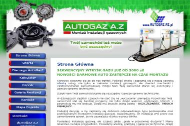 AUTOGAZ A.Z - Auto gaz Jeszkowice