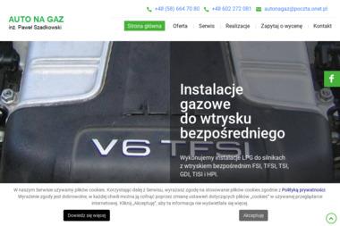 Auto na gaz - Instalacje LPG Gdynia