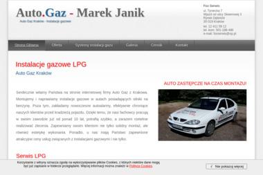 Fox Serwis - Auto gaz Kraków
