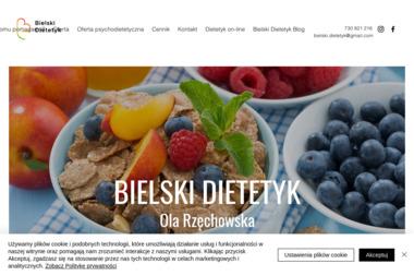 Bielski Dietetyk - Dietetyk Bielsko-Biała