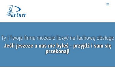 Biuro Partner - Serwis sprzętu biurowego Leszno