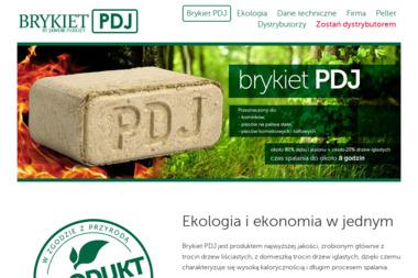 Producent Brykietu PDJ - Sprzedaż Opału Nowe Miasto Lubawskie