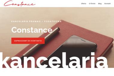 Constance Sp. z o.o. - Biuro Rachunkowe Warszawa
