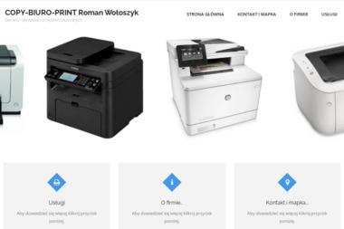 Serwis sprzętu biurowego Bydgoszcz