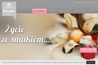 Cukiernia Śnieżka - Usługi Gastronomiczne Zabrze