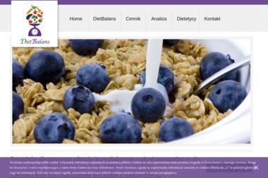 Poradnia dietetyczna DietBalans - Dietetyk Rzeszów