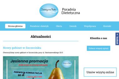 """Poradnia dietetyczna """"Dietetyczne Niebo"""" - Dietetyk Koszalin"""