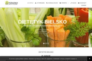 DIETUSS Poradnia Dietetyczna - Dietetyk Bielsko-Biała