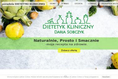 Dietetyk Kliniczny Daria Sobczyk - Dietetyk Jaworze