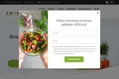 Poradnia Dietetyczna Awokado - Dietetyk Koszalin