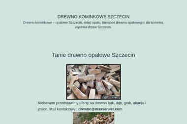 MZ Osiński - Drewno kominkowe Szczecin
