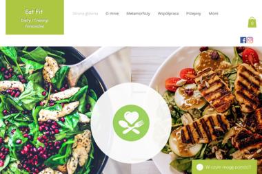Eat Fit - Diety i Trenigi Personalne - Odchudzanie Kielce