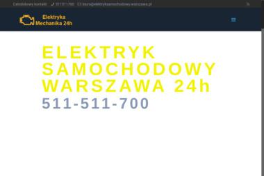 Elektryk Samochodowy - Elektryk samochodowy Warszawa
