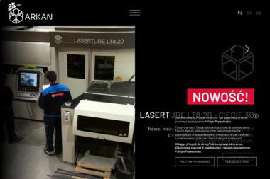Firma Arkan - Spawacz Lisia Góra