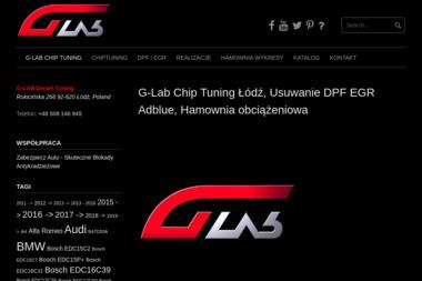 G-LAB Diesel - Tuning i styling Łódź