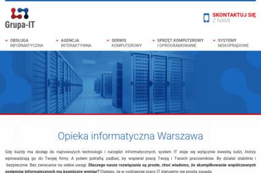 Grupa-IT - Outsourcing IT Warszawa