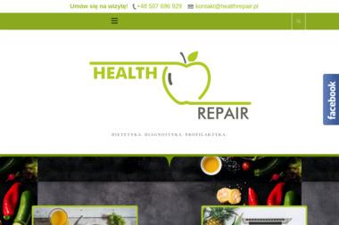 Health Repair - Dietetyk Gorzów Wielkopolski