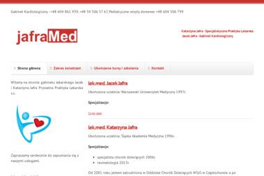 Jafra Med - Reumatolog Częstochowa
