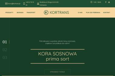 KORTRANS - kora sosnowa, biomasa - Giełda rolnicza Odolanów