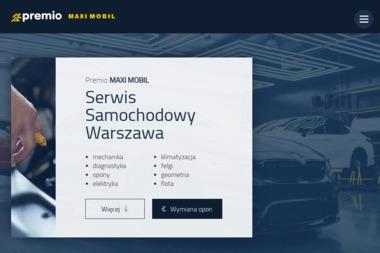 Maxi Mobil - Elektryk samochodowy Warszawa