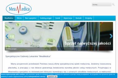 MeaMedica - Reumatolog Gdańsk