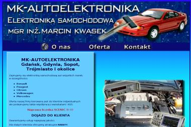 MK-Autoelektronika - Elektryk samochodowy Sopot