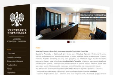 Kancelaria Notarialna Agnieszka Dyszlewska-Tarnawska - Notariusz Katowice