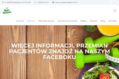 NutriBalance- Poradnia dietetyczna - Dietetyk Lublin