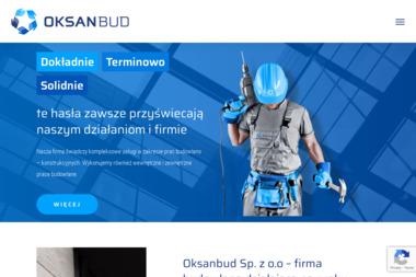 OKSANBUD SP. Z O.O. - Konstrukcje Żelbetowe Bezrzecze