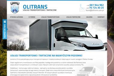 Olitrans - Drzewo Opałowe Legnica