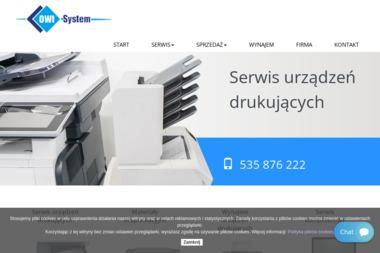 Owisystem - Serwis sprzętu biurowego Chorzów
