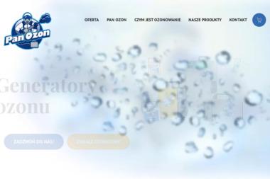 Pan Ozon - ozonowanie i dezynfekcja - Dezynsekcja i deratyzacja Poznań