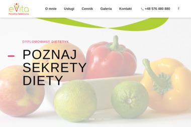 Poradnia dietetyczna Evita - Dietetyk Krosno