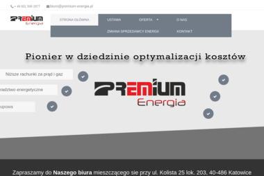 Premium Business Partner SP z o.o SP k - Ochrona środowiska Katowice